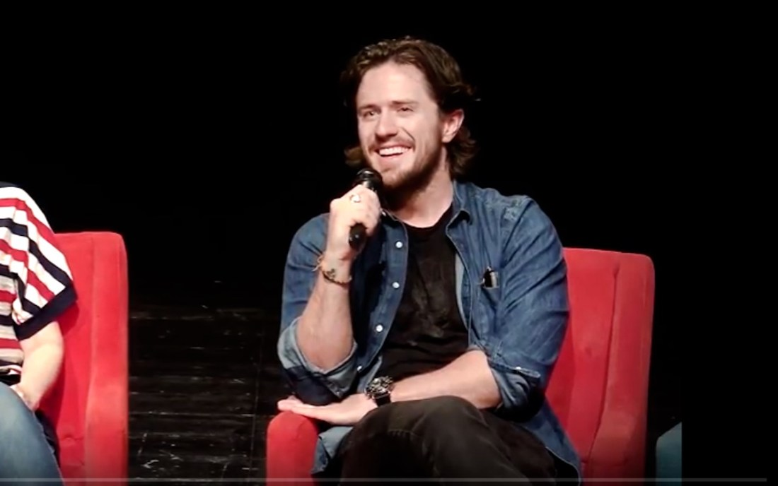 Red Rising author Pierce Brown