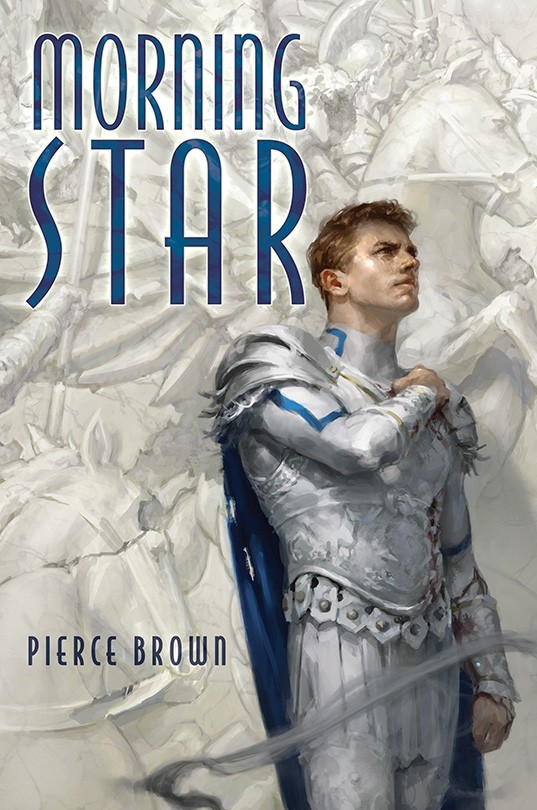 Morning Star Subterranean Press Cover