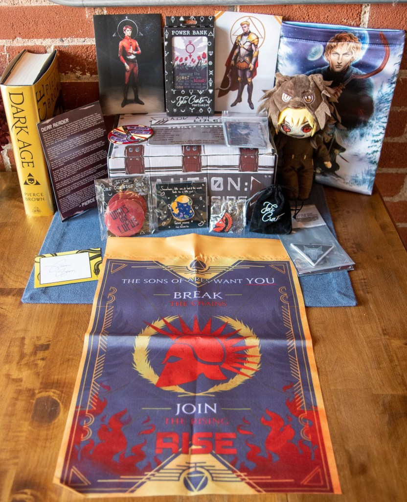 Fae Crate Dark Age Hangover Recovery Box Contents