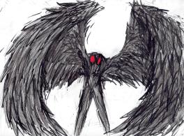 mothman-art