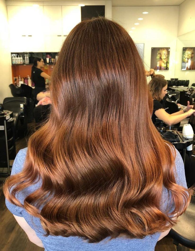 brown long hairstyles 03 - 35 charming brown long hairstyles in 2019