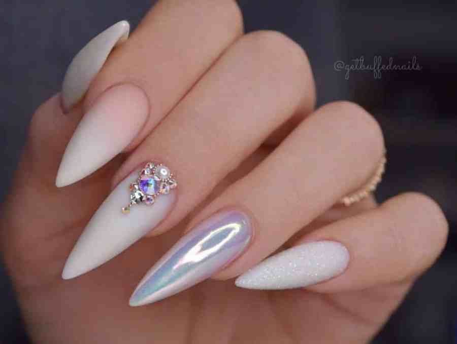 Stiletto Nails 02 - 20+ Amazing Stiletto Nails Ideas You Must To Try