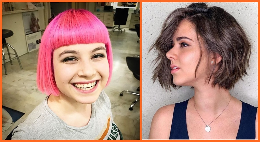 shorthair 082419 - 200+ Best Short Hairstyles For 2019