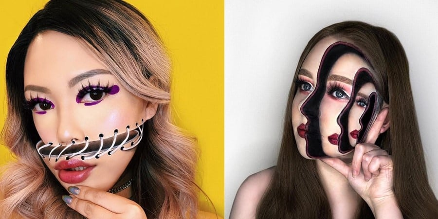 Halloween makeup looks 10182019 - 90+ the Best Halloween Makeup Looks to Copy This Year
