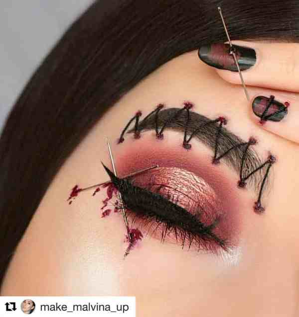 Halloween makeup looks 1018201908 - 90+ the Best Halloween Makeup Looks to Copy This Year