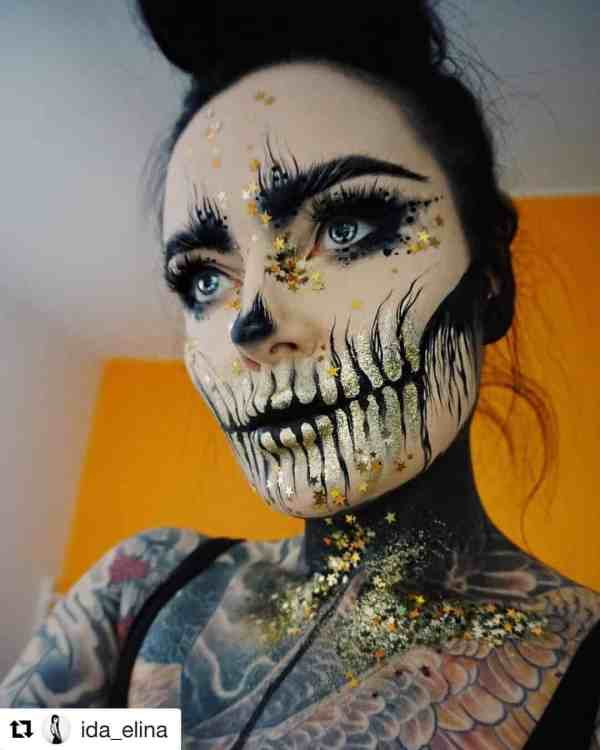 Halloween makeup looks 1018201909 - 90+ the Best Halloween Makeup Looks to Copy This Year