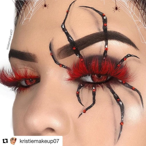 Halloween makeup looks 10182019100 - 90+ the Best Halloween Makeup Looks to Copy This Year