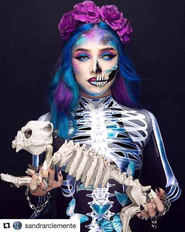 Halloween makeup looks 1018201915 - 90+ the Best Halloween Makeup Looks to Copy This Year