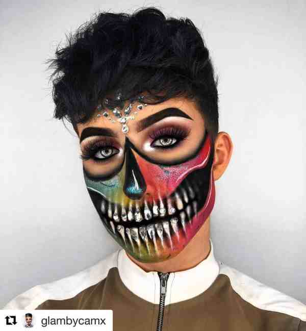 Halloween makeup looks 1018201919 - 90+ the Best Halloween Makeup Looks to Copy This Year