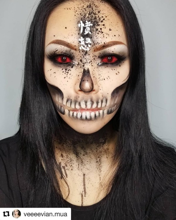 Halloween makeup looks 1018201929 - 90+ the Best Halloween Makeup Looks to Copy This Year
