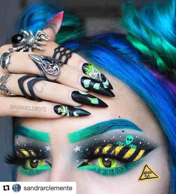 Halloween makeup looks 1018201943 - 90+ the Best Halloween Makeup Looks to Copy This Year