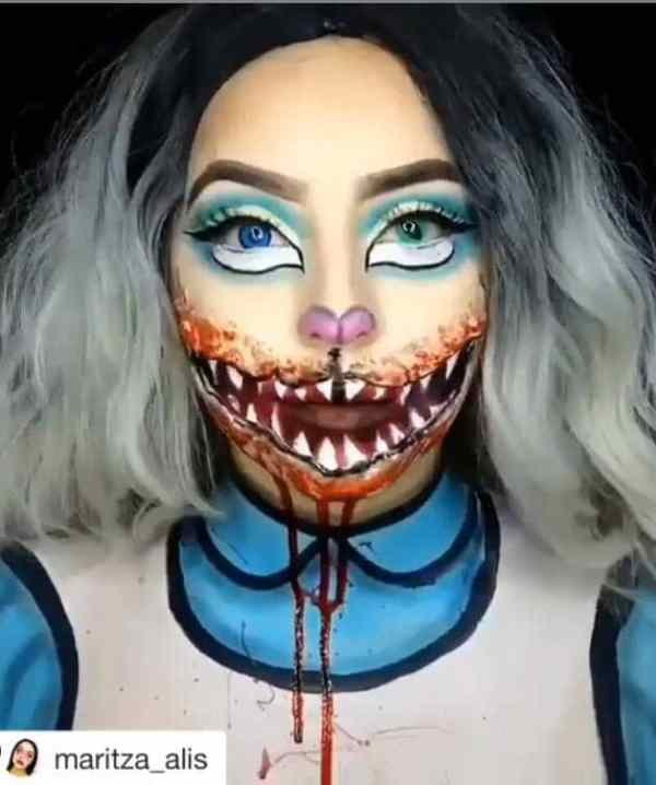 Halloween makeup looks 1018201949 - 90+ the Best Halloween Makeup Looks to Copy This Year