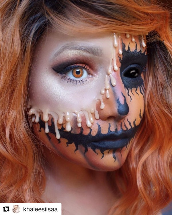 Halloween makeup looks 1018201996 - 90+ the Best Halloween Makeup Looks to Copy This Year