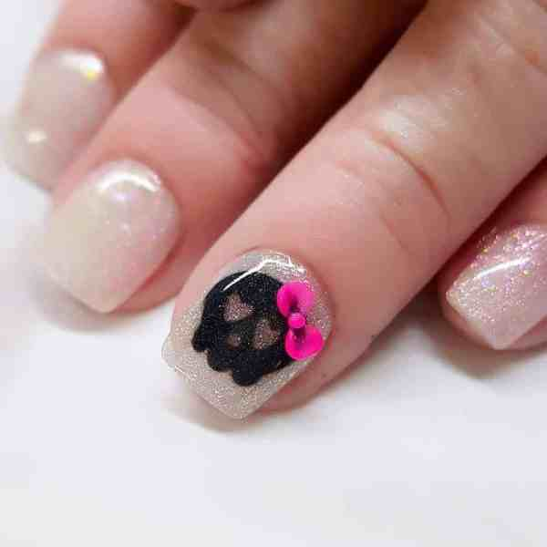 NAIL ART 1019201902 - 80+ the Most Popular Nail Art 2019