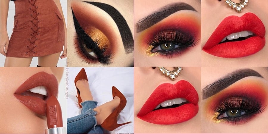 eyes and lips Makeup 10012019 - How To Wear Eyes And Lips Makeup Together