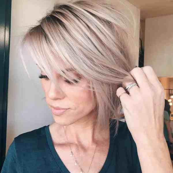 short hairstyles 2019102479 - 90+ Most Edgy Short Hairstyles for Women 2019