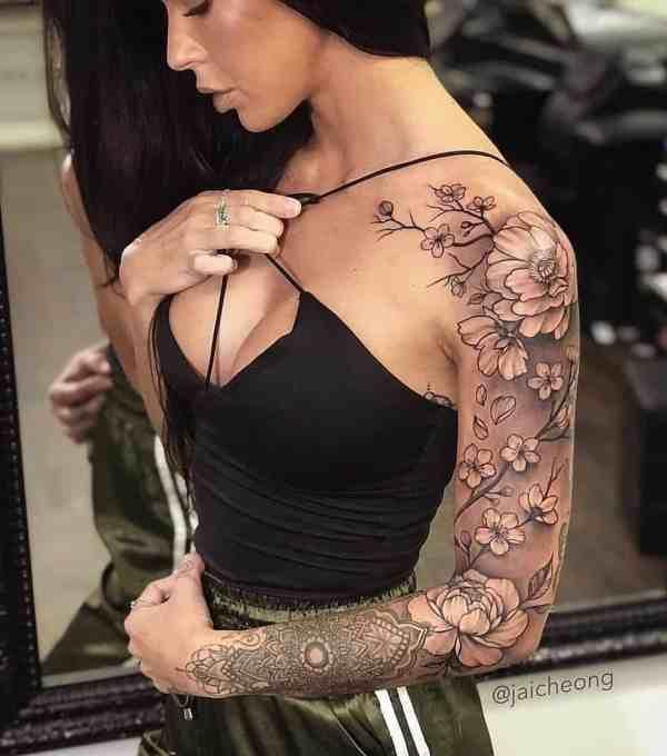 Tattoo ideas 2019112565 - 90+ Female Best Beautiful Tattoo Ideas
