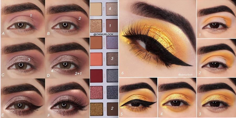eye makeup looks 20191120 - 50+ Step By Step Gorgeous Eye Makeup Looks Ideas