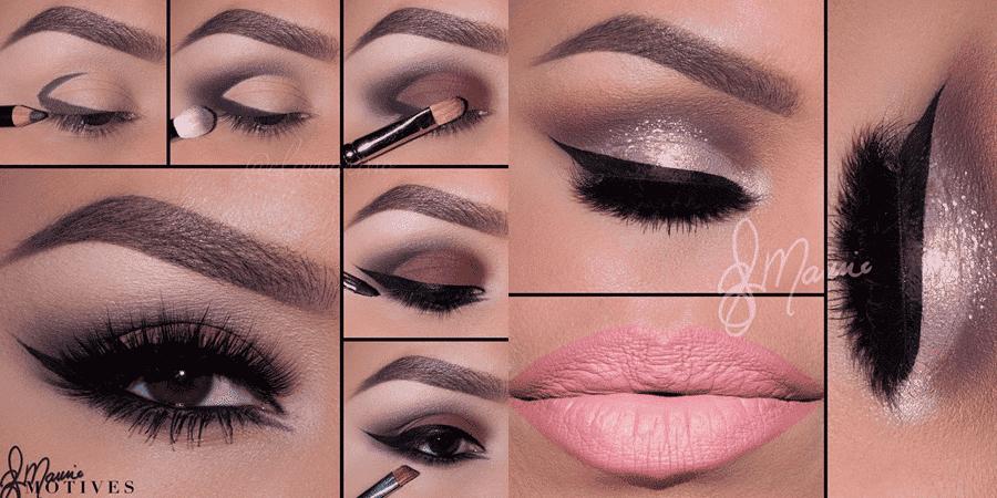 Eye and Lip Makeup 20191226 - 40+ Beautiful Eye and Lip Makeup Ideas