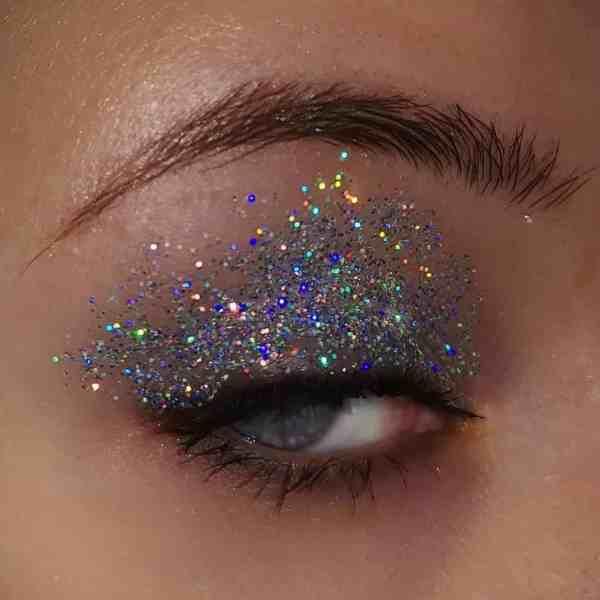 Glitter Eye Makeup 2019122408 - 60+ Attractive and Beautiful Glitter Eye Makeup