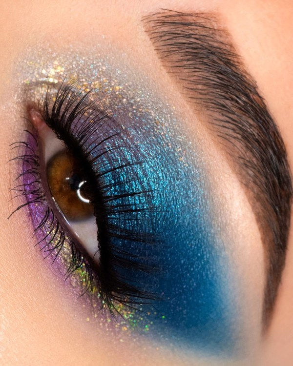 Prom Eye Makeup 2019121601 - 30+ Wonderful Prom Eye Makeup Looks