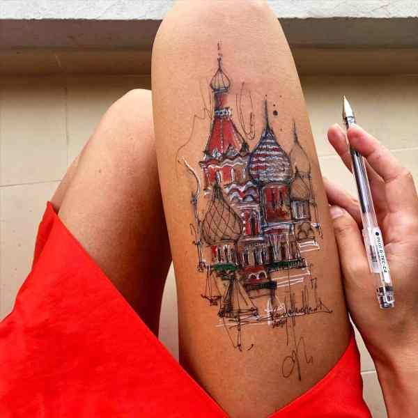 Tattoo design ideas 2019121803 - 30+ Inspiring Tattoo Design Ideas for Girls