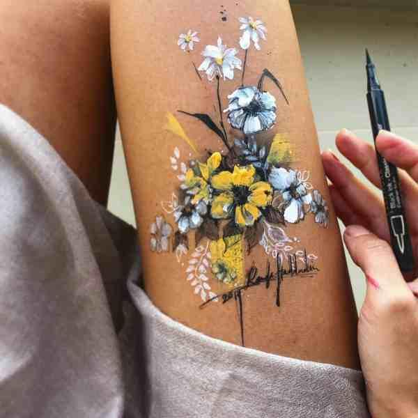 Tattoo design ideas 2019121807 - 30+ Inspiring Tattoo Design Ideas for Girls