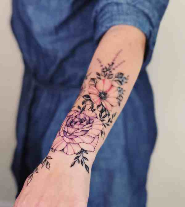 Women Tattoos 2019122905 - 60+ Perfect Women Tattoos to Inspire You