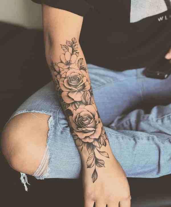 Women Tattoos 2019122932 - 60+ Perfect Women Tattoos to Inspire You