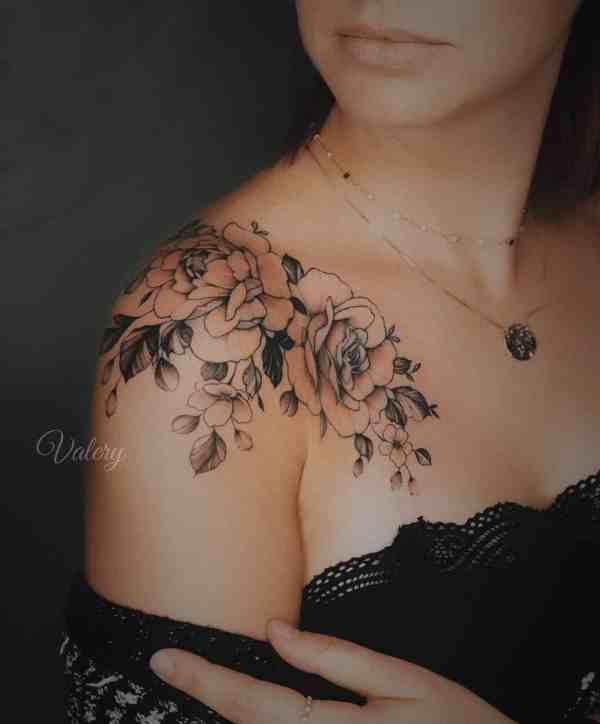 Women Tattoos 2019122947 - 60+ Perfect Women Tattoos to Inspire You