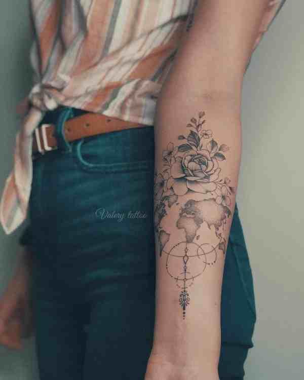 Women Tattoos 2019122967 - 60+ Perfect Women Tattoos to Inspire You