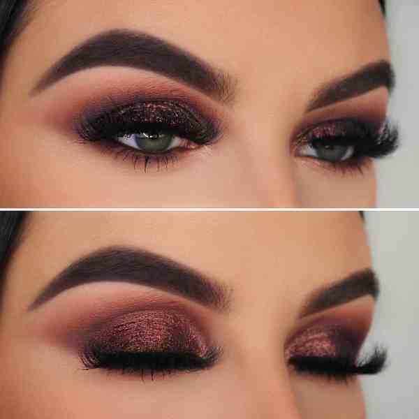 glam eye makeup 2019122702 - 30+ Glam Eye Makeup Make You Shine