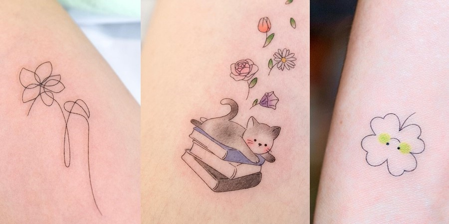 small tattoo 20191201 - 100+ Very Cute Small Tattoo Designs
