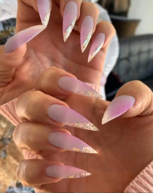 winter nails 2019122001 - 50+ Super Trendy Winter Nails to Look Excellent