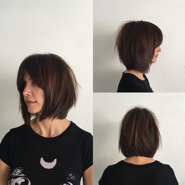 Bob Haircuts 2020012544 - 60+ Classy Bob Haircuts That Will Rock Your World!