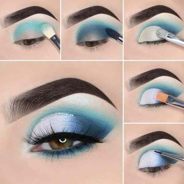 Eyes Makeup 2020013001 - 30+ Best Eyes Makeup and Lipstick Colors In Winter