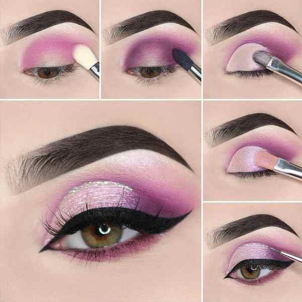 Eyes Makeup 2020013002 - 30+ Best Eyes Makeup and Lipstick Colors In Winter
