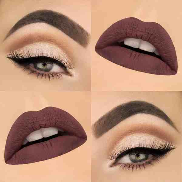 Eyes Makeup 2020013011 - 30+ Best Eyes Makeup and Lipstick Colors In Winter