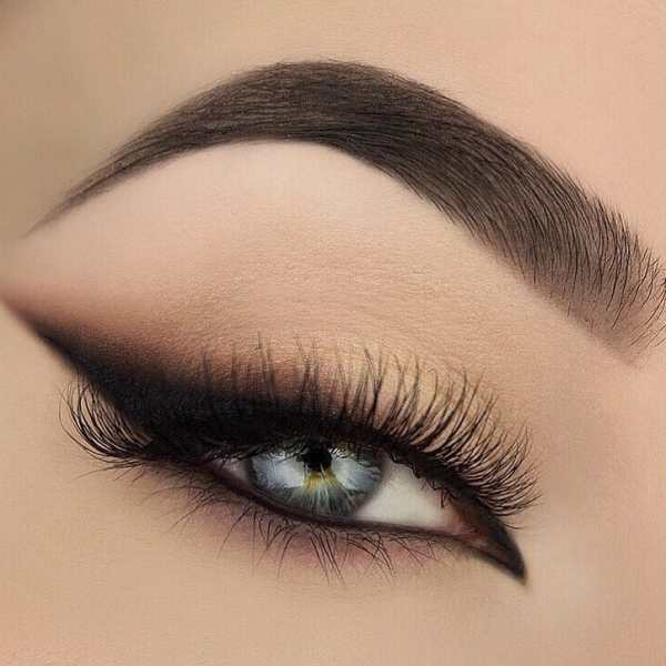 Eyes Makeup 2020013015 - 30+ Best Eyes Makeup and Lipstick Colors In Winter