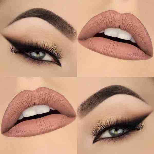 Eyes Makeup 2020013018 - 30+ Best Eyes Makeup and Lipstick Colors In Winter