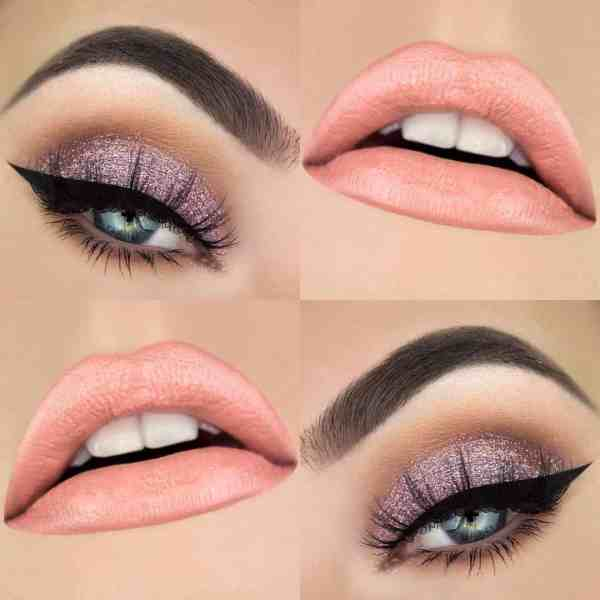 Eyes Makeup 2020013019 - 30+ Best Eyes Makeup and Lipstick Colors In Winter