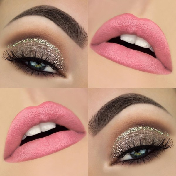 Eyes Makeup 2020013034 - 30+ Best Eyes Makeup and Lipstick Colors In Winter