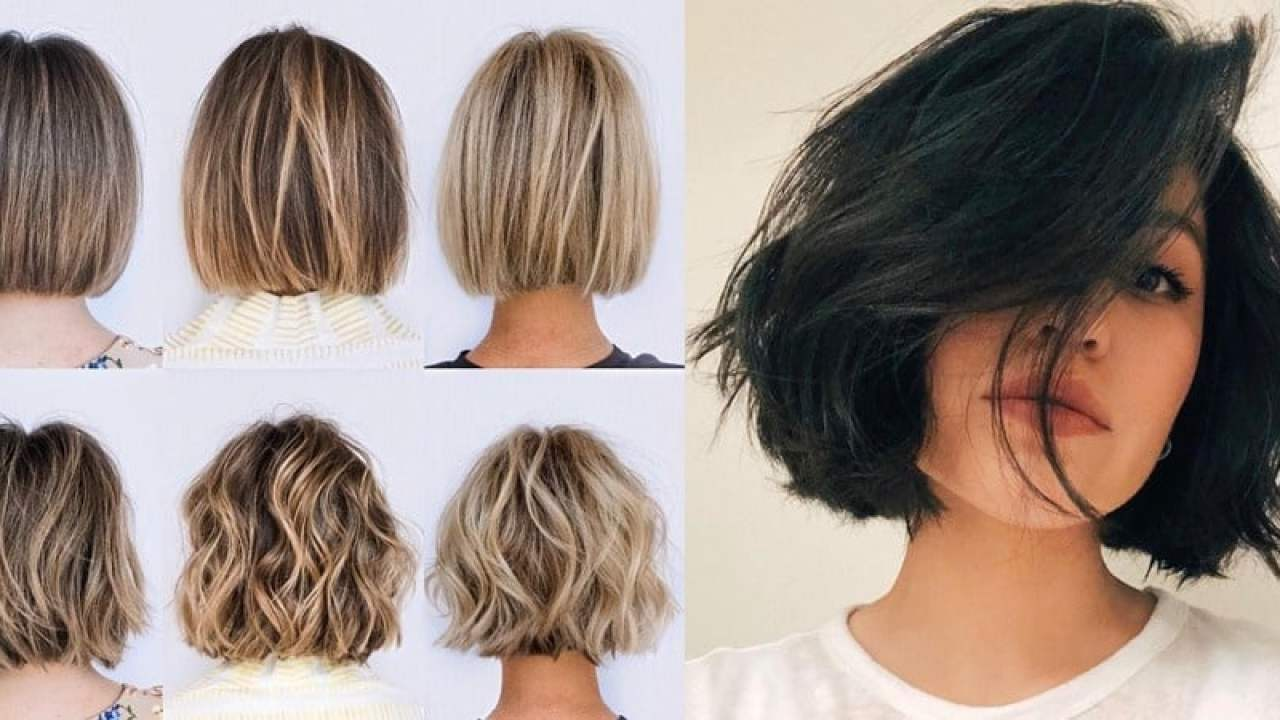 30+ Best Short Bob Haircuts for 2020 - HowLifeStyles