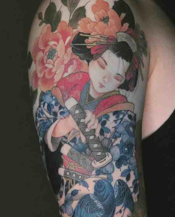 best tattoo ideas 2020011981 - 100+ Best Tattoo Ideas Will Inspire You