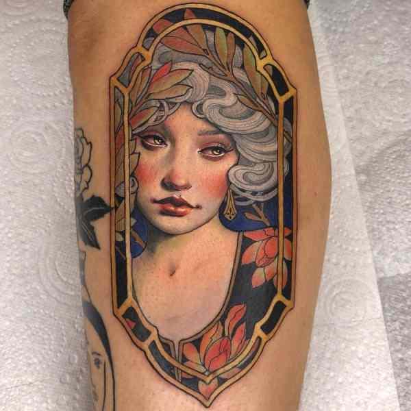 elegant tattoo 2020012623 - 60+ Elegant Tattoo Ideas Will Inspire Women