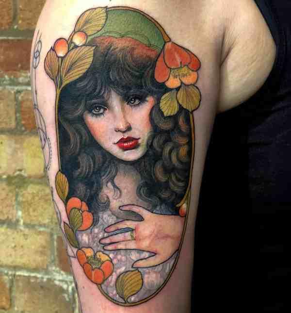 elegant tattoo 2020012632 - 60+ Elegant Tattoo Ideas Will Inspire Women