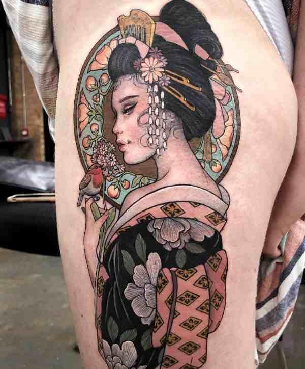 elegant tattoo 2020012634 - 60+ Elegant Tattoo Ideas Will Inspire Women