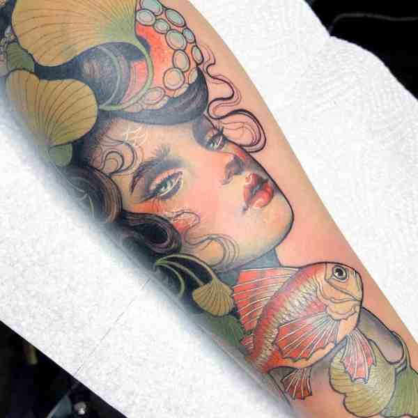elegant tattoo 2020012664 - 60+ Elegant Tattoo Ideas Will Inspire Women