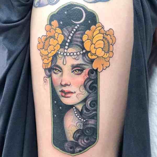 elegant tattoo 2020012666 - 60+ Elegant Tattoo Ideas Will Inspire Women