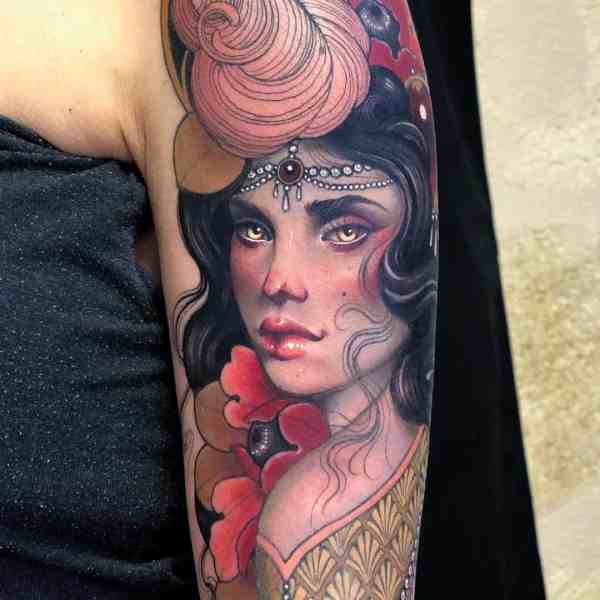 elegant tattoo 2020012673 - 60+ Elegant Tattoo Ideas Will Inspire Women